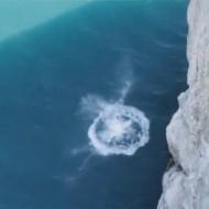 【死亡事故】時速120kmのスピードで水に叩き付けられた人間はこうなる・・・