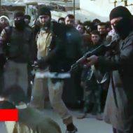 【閲覧注意】ISISさん、AK-47で人間の顔面を破壊して殺害する瞬間の映像を公開