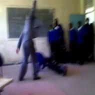 【衝撃映像】日本の学生が遅刻→お咎め ウガンダの学生→ムチで全力叩き