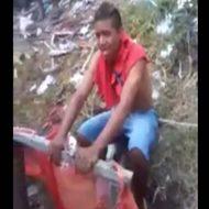 【閲覧注意】泥棒してヘタしたら殺される地域で命だけは助けてもらった男性の末路・・・ ※動画