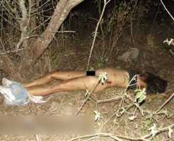 【エログロ】19歳女子大生が首絞めレイプ殺人事件の被害に遭った美女死体!!※閲覧注意※