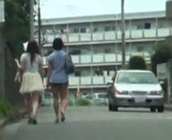 【拉致 レイプ】住宅街に男4人組で周囲を気にしながら低速走行する車が女の子を拉致していったんだが・・・ ※動画