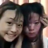 【鳥肌注意】女のいじめっ子(左)といじめられっ子(右)をご覧ください・・・(動画)