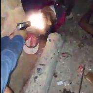 【グロ動画】ベネズエラってどんなところ?死体オーバーキルで31発銃弾ぶち込むやつが居る所w ※閲覧注意