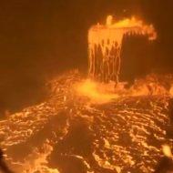 【衝撃映像】死人が出るのも納得できる製鉄所での事故映像が地獄みたいで怖E・・・