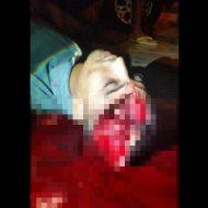 【グロ画像】軍人さん宅に泥棒しに入ったけどマグナムでヘッドショットされてあえなく失敗・・・