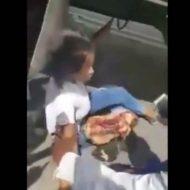 【グロ動画】女の子「◎△$♪×¥●&%#?!」 ← 脚潰れて筋肉と骨が丸えの女の子の叫び・・・