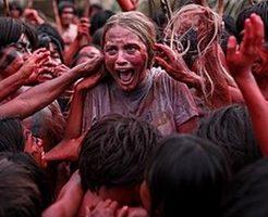【グロ注意】パプアニューギニアで魔女だと疑われ、全裸にされ燃やされ泣き叫ぶ4人の女