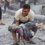 【閲覧注意】血で血を洗っている空爆直後のシリアの状況はこんな感じ そりゃ泥沼なるわ・・・ ※動画