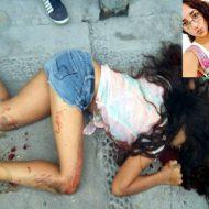【グロ画像】世界一治安の悪いメキシコ某都市で少女がヘッドショットされる事案発生