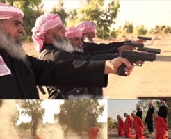 【ISIS】助けて!若者が全然来ないの!!高齢化著しいイスラム国 ついに老人部隊を送り込むw※グロ動画