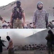 【イスラム国】当たり一面血だまりに!?56人を一斉射殺するisisの処刑映像はこちら ※閲覧注意