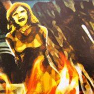 【グロ動画】土人国家の魔女裁判で魔女認定された人はこうやって処刑される ※閲覧注意