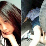 【閲覧注意】17歳の可愛い女子高生2人、学校から帰る途中一瞬でグロ死体になる