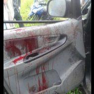 【閲覧注意】家族が乗ってる車に手榴弾投げ込んだ結果・・・