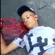 【閲覧注意】ヘッドショット直後の少年の死体が…こいつ…動くぞ!
