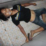【自殺 JK】農薬飲んで死んだ女子校生がどうなったか見る??? 画像