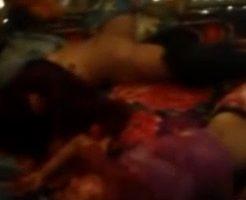 【本物 集団レイプ】20歳、21歳女性教師、ビルマ軍に強姦殺害された現場から実況する・・・ ※閲覧注意