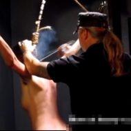 【焼印 エログロ】奴隷化した女にアツアツスタンプで刻印して永遠の愛を誓わせてみた 動画