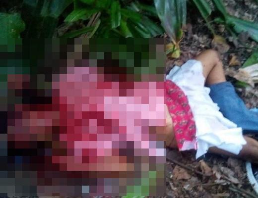 【グロ画像】旅行中カップル・・・彼氏の前で彼女がレ●プされ殺害される・・・