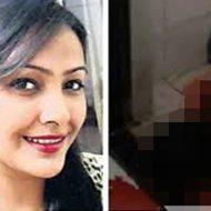 【閲覧注意】レイプされた事を苦にして自殺したインドの有名美人モデルが死ぬ瞬間
