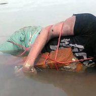 【グロ 画像】レンガを括り付けられて沈められた女を引き上げたからうpする