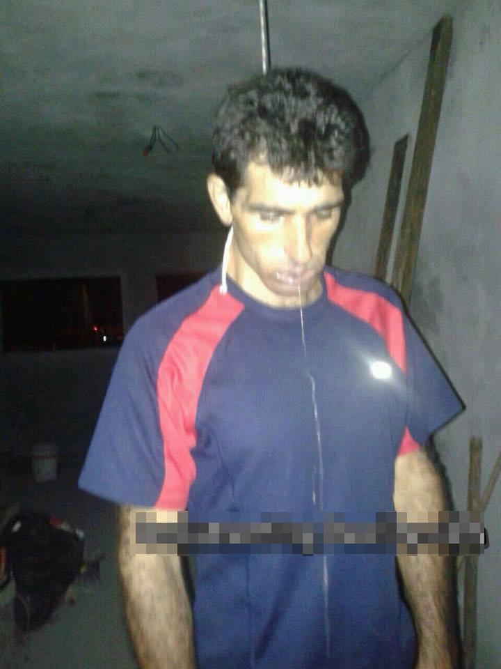 【ロリ死体】吊るしちゃうおじさんに無理やり首吊りさせられた犠牲者がJS・・・ 画像