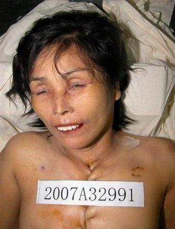 【画像】遺体安置所で女の死体ばっかり写真撮ってたコレクターの画像手に入れたけど趣味悪すぎ