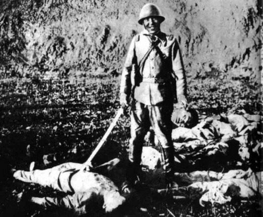 【閲覧注意】中国政府が公開してる日中戦争中の日本軍の虐殺写真らしい・・・