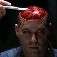 【※グロ映画】生きた人間の脳みそうまー!生きてるから新鮮でミ ナ ギ ル! 動画