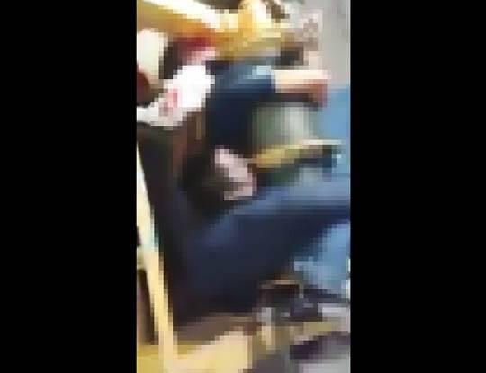 【グロ 動画】回転する機械に捲き込まれて人体グルングルンのバキバキに巻きついて死んらこうなる・・・