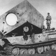 【戦車】パンター、ティーガー、エレファント、KVとか、破壊された車両画像見たことある?