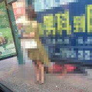 【エロ注意】女の子のパンツ見た過ぎニキが取った必死過ぎる行動www