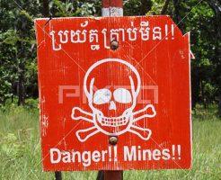 【衝撃映像】ミ ッ シ ョ ン 失 敗。地雷撤去ミスで6人死ぬ・・・