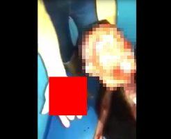 【グロ動画】ISIS→斬首 ブラジル刑務所→斬首+心臓取り出し