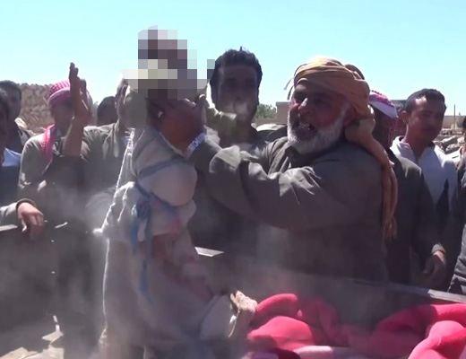 【グロ動画】ロシアの空爆を受けて死んでいったアレッポの子供達が想像以上に生々し過ぎるんだが・・・ ※閲覧注意