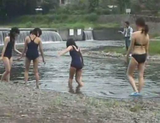 【JC レ●プ】家族で川遊びJCがキャンプ場でレイプされる事案発生www