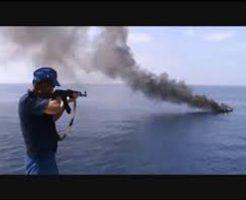 【ロシア海軍 VS 海賊】ロシア海軍「海賊発見!どーんwww」日本も全力で見習ってほしいわw ※動画