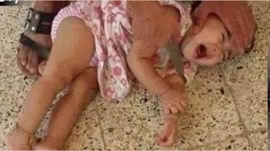 【閲覧注意】死んだISISのスマホ画像フォルダに子供の首切り写真あったんだが・・・ ※グロ画像