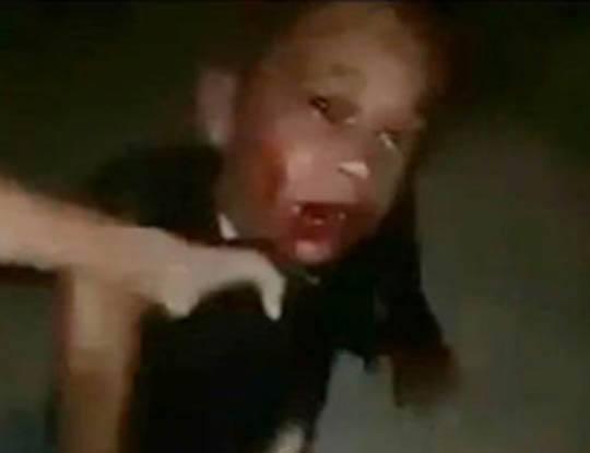 【閲覧注意】3歳幼女をレ●プした少年・・・