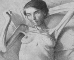 【閲覧注意】ナチス・ドイツに強制連行された女囚人、骨と皮だめになっとる・・・