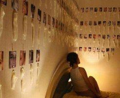 【マジキチ】ヤッた男の使用済みコンドームを部屋に飾ってコレクションとか言ってる女とか怖すぎやろw ※閲覧注意