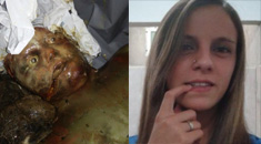 【レイプ殺人】ロシアの美少女さん中出しされて殺され化け物になってしまう・・・