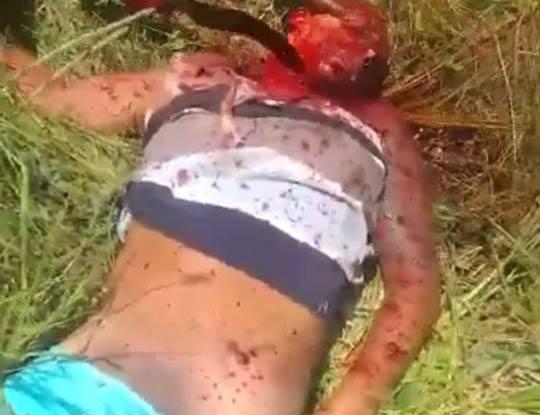 【グロ動画】ブラジルの臓器売買業者さん その辺で歩いてる人を捕まえてお外でバラバラに解体して売り物ゲットするw ※閲覧注意