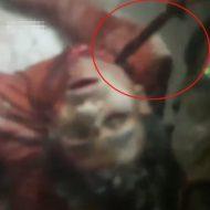 【斬首映像】もうやめて! とっくにisisさんのライフはゼロよ!激おこイラク兵さん死体に怒りの鉄槌を下すw ※グロ動画