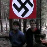 【グロ動画】ロシアのネオナチス 移民を斬首して殺すスナップビデオを公開してしまう・・・尚お墓をしっかり用意して埋めてあげてる模様 ※閲覧注意