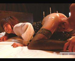 【エロ動画】この女ガバガバ過ぎwマンコに頭入れてピストンするスカルファックが想像以上に奥まで入ってる件w ※閲覧注意