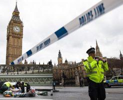 ロンドン国会議事堂テロ