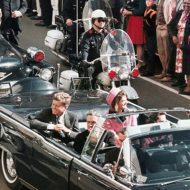 【高画質 グロ】ケネディ大統領暗殺事件で実際に撮影されていた動画の高画質版貼ってくからみんな来てくれ! ※閲覧注意