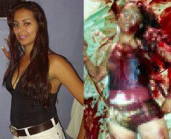 【女 死体】彼氏にいっぱい刺されたま~んさん 血まみれ過ぎてオナホにするには少し問題がある模様 ※グロ画像